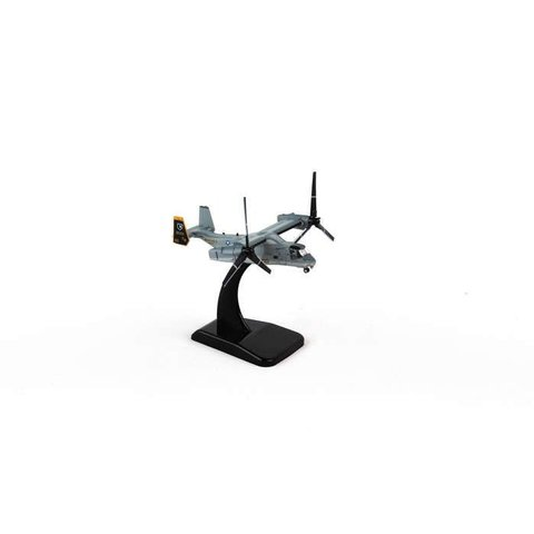MV22B VMM165 White Knights USMC CAG 1:200 with stand