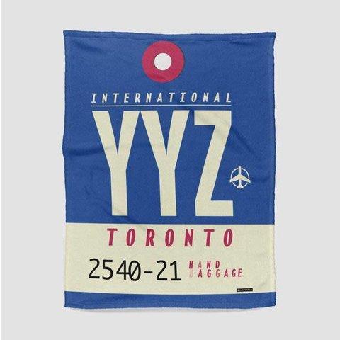 """YYZ Stadium Blanket 30"""" x 40"""""""