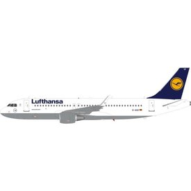 JFOX A320S Lufthansa D-AIUI sharkets 1:200 With Stand