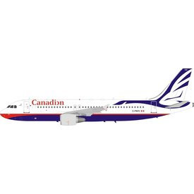 InFlight A320 Canadian Airlines Proud Wings C-FNVV 1:200