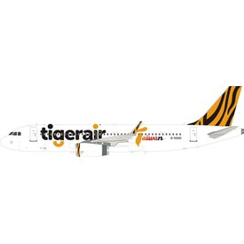 InFlight A320 Tigerair Taiwan B-50001 1:200 with stand