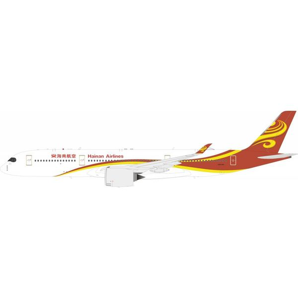 InFlight A350-900 Hainan Airlines 1:200 With Stand