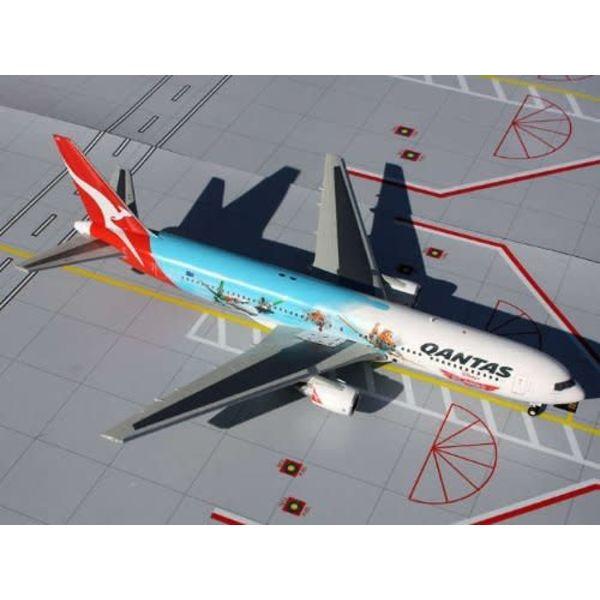 Gemini Jets B767-300 QANTAS DISNEY PLANES 200