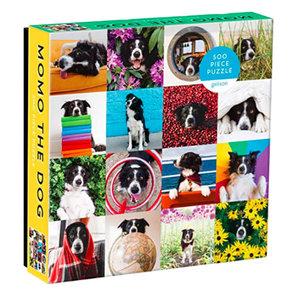 Puzzle: MOMO THE DOG (500 pieces)