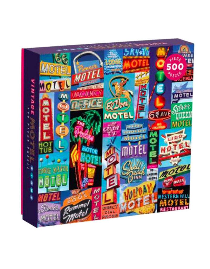 MOTEL SIGNS (500 pieces)