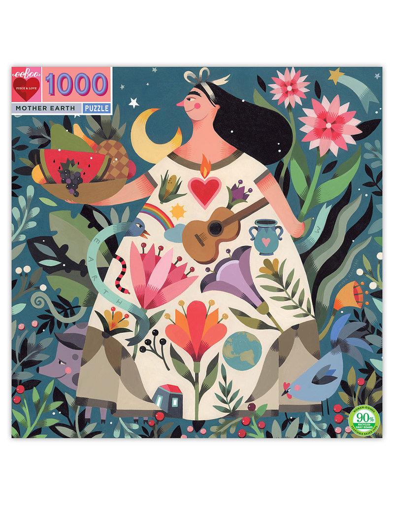 eeBoo MOTHER EARTH  (1000 pieces)