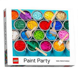 Puzzle: LEGO Paint Party (1000 pieces)
