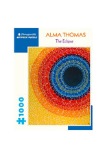 Pomegranate THE ECLISPE by Alma Thomas (1000 pieces)