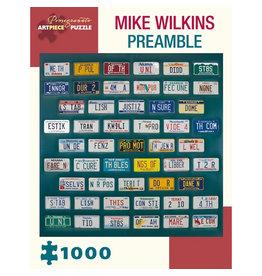 Pomegranate Puzzle: PREAMBLE (1000 pieces)