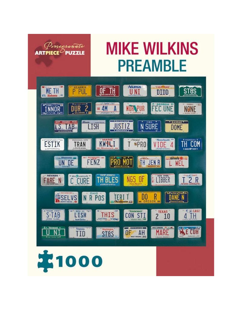 Pomegranate PREAMBLE (1000 pieces)
