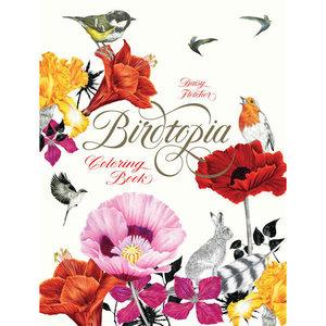 Coloring Book: BIRDTOPIA