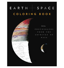 Coloring Book: EARTH and SPACE