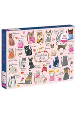 COOL CATS A - Z (1000 pieces)