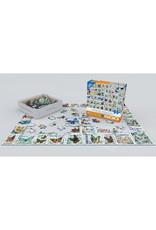 Eurographics BUTTERFLIES (500 pieces)