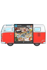 Eurographics VW BUS ROADTRIPS (550 pieces) in Collector's Tin