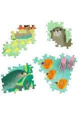 eeBoo OTTERS (1000 pieces)