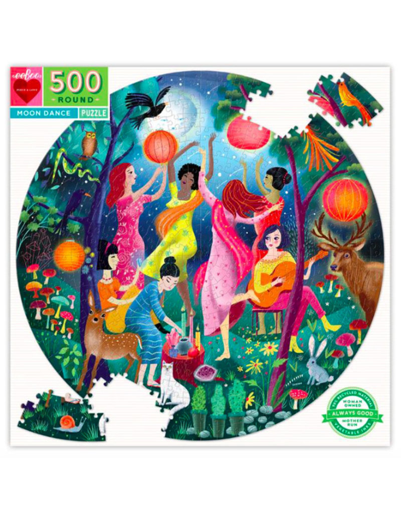eeBoo MOON DANCE (500 pieces)