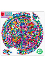 eeBoo TRIANGLE PATTERN  (500 pieces)