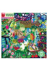 eeBoo BOUNTIFUL GARDEN (1000 pieces)