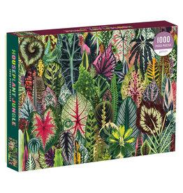 Puzzle: HOUSEPLANT JUNGLE (1000 pieces)