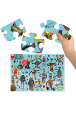 eeBoo UPCYCLED ROBOTS (100 pieces)