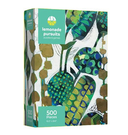 Lemonade Pursuits Puzzle: BOTANICAL SONG (500 pieces)