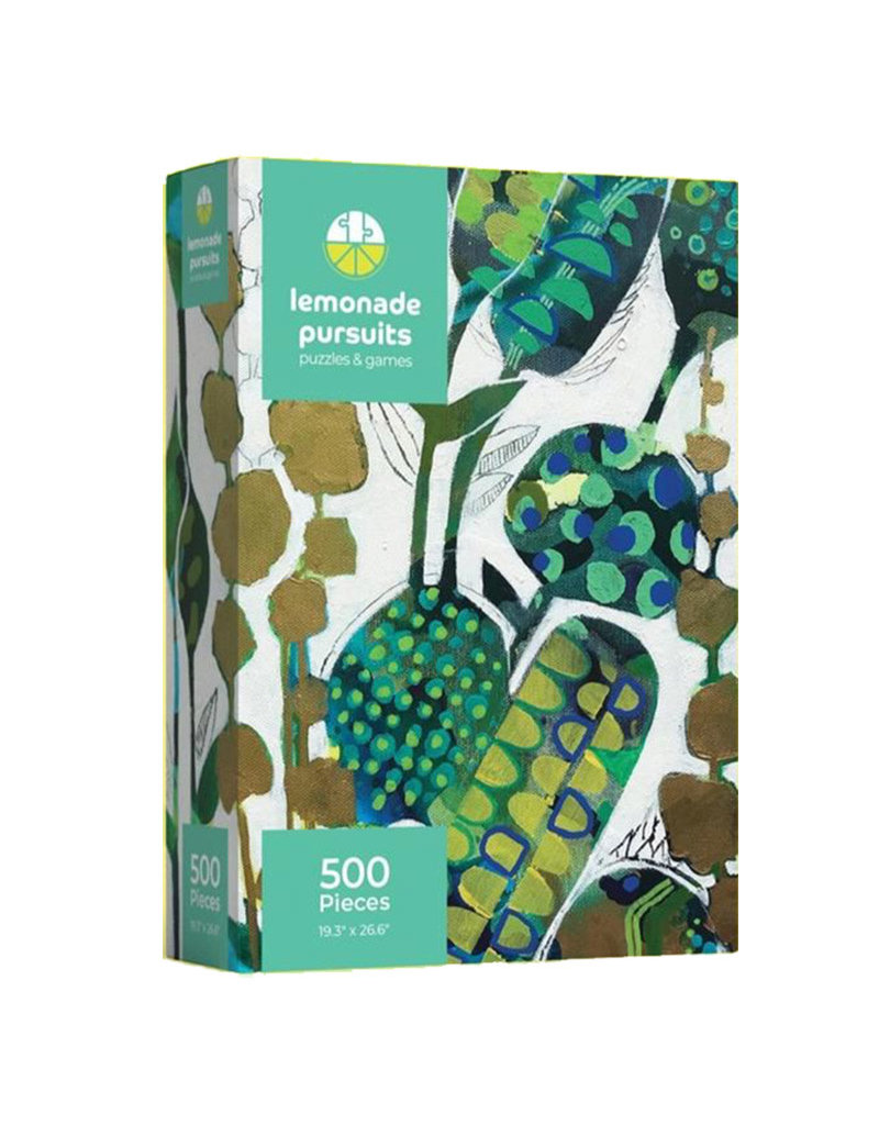 Lemonade Pursuits BOTANICAL SONG (500 pieces)