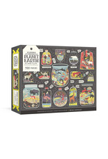 Potter Puzzles WONDROUS WORKINGS OF PLANET EARTH (500 pieces)
