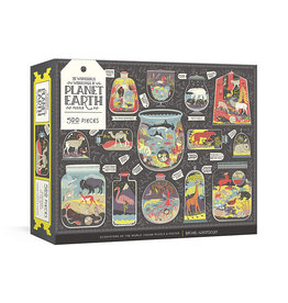 Potter Puzzles Puzzle: WONDROUS WORKINGS OF PLANET EARTH (500 pieces)