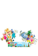 eeBoo COPENHAGEN (1000 pieces)