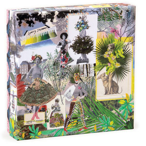 Puzzle: FASHION SEASON (500 pieces) Christian Lacroix, 2-in-1