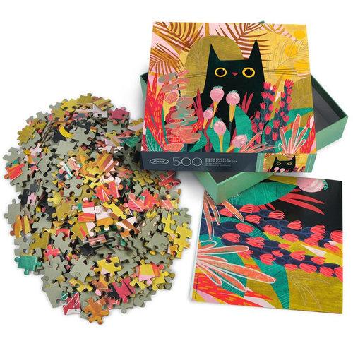 Fred & Friends BLACK CAT (500 pieces)