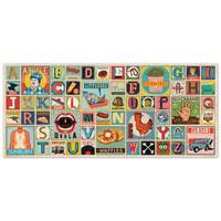 Fred & Friends XYZ BLOCKS (1000 pieces)