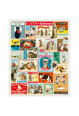 Cavallini CATS & KITTENS (1000 pieces)