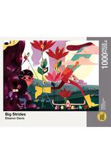Very Good Puzzle BIG STRIDES (1000 pieces)