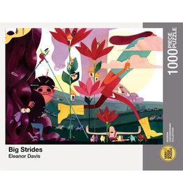 Very Good Puzzle Puzzle: BIG STRIDES (1000 pieces)