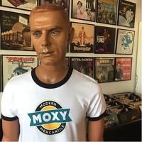 MOXY Logo Ringer T-Shirt