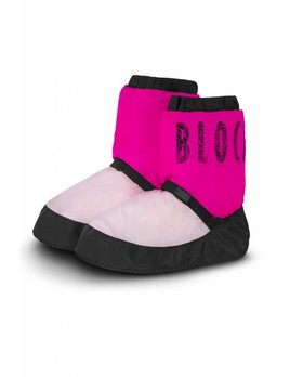 Limited Edition Bloch Warm Up Booties