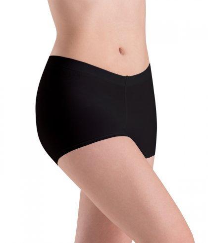 Motionwear Low Rise Boy Shorts for Women