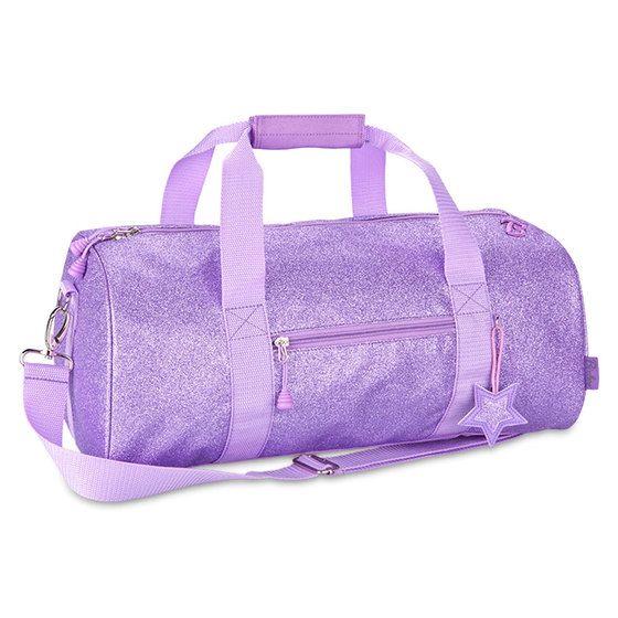 """Sparkalicious"" Medium Dance Duffel Bag"