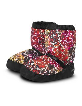 Bloch Limited Edition Printed Warm Up Booties