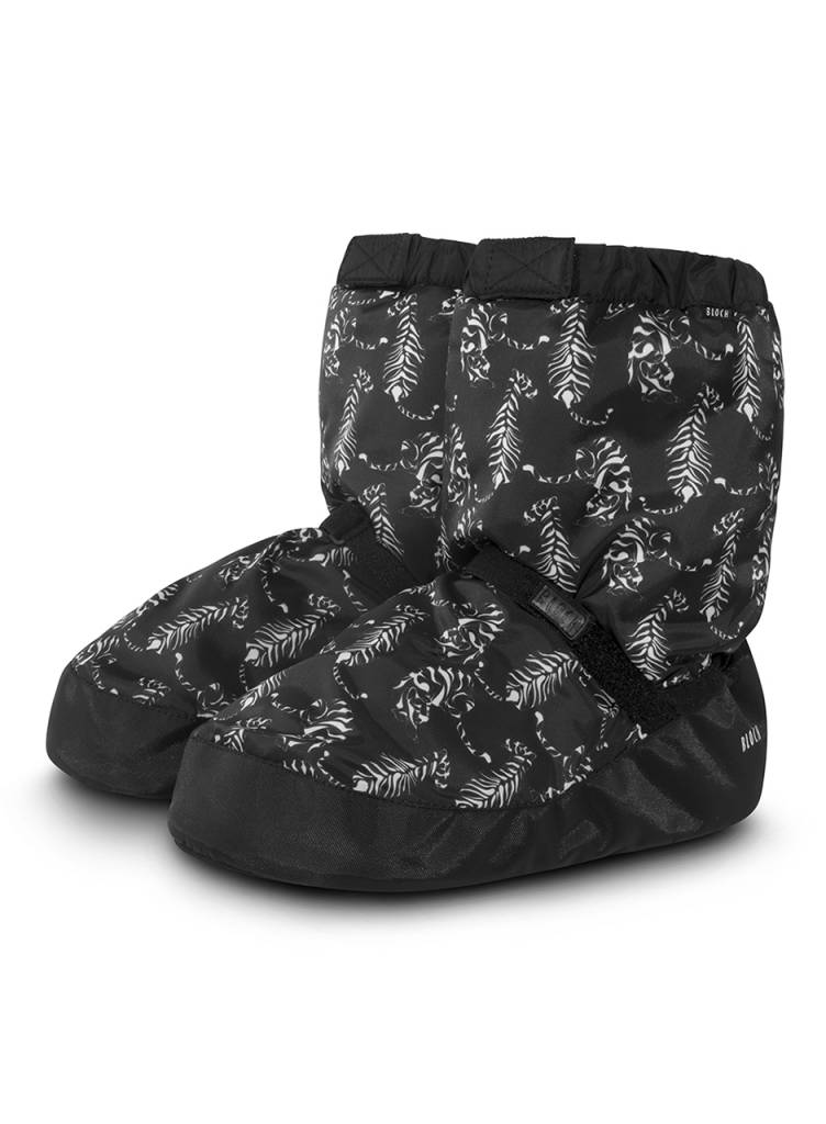 Bloch Adult Limited Edition Printed Warm Up Booties