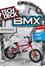 Tech Deck We The People Bike Red
