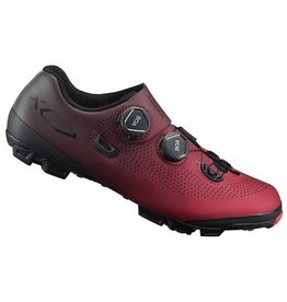 Shimano Shimano SH-XC701 Bicycle Shoes Red