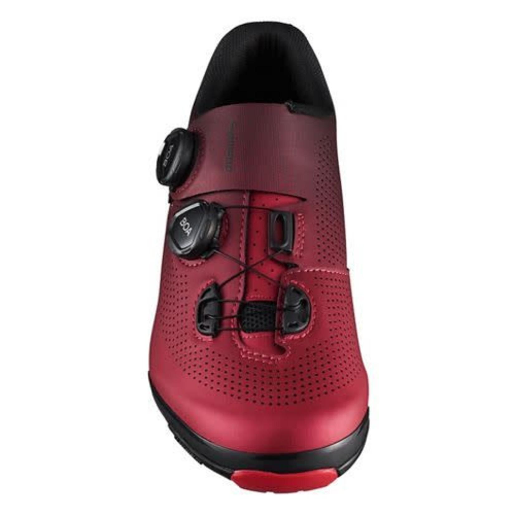 Shimano Shimano SH-XC701 Bicycle Shoes Red