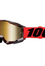 100% 100% Accuri Goggle Vendome/Mirror True Gold Lens