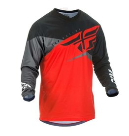 Fly Racing 2019 F-16 Jersey Red/Black/Grey