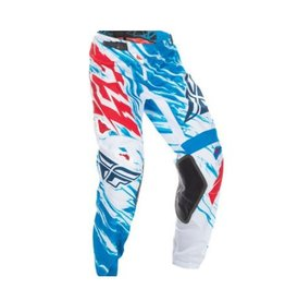 Fly Racing Fly Relapse Kinetic Pant Red/White/Blue