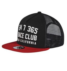 Troy Lee Race Club New Era Hat Red