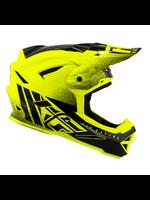 Fly Racing 2019 Fly Default Helmet Hi-Vis/Black